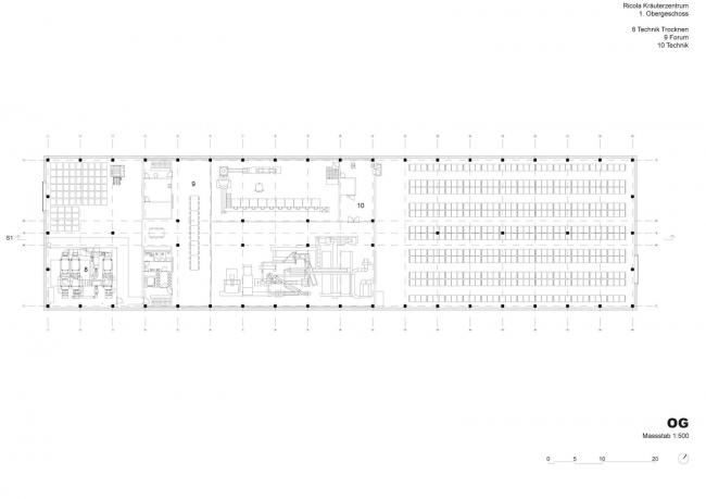 Центр лекарственных трав компании Ricola © Herzog & de Meuron