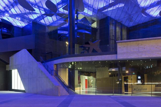 Культурный центр CaixaForum в Сарагосе © Ricardo Santonja