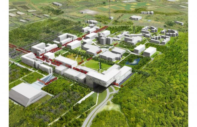 Бизнес-школа Ратгерс © TEN architectos
