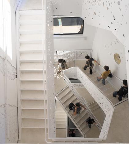 Философский факультет Нью-Йоркского Университета (NYU) © Andy Ryan
