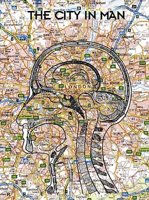 Психогеографическая карта Лондона