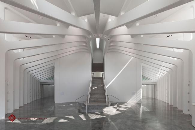 Флоридский политехнический университет – Кампус наук, инноваций и технологий © Alan Karchmer for Santiago Calatrava