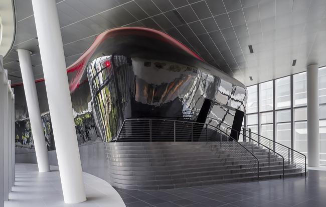 Sandcrawler – штаб-квартира Lucasfilm Singapore © Paul Warchol