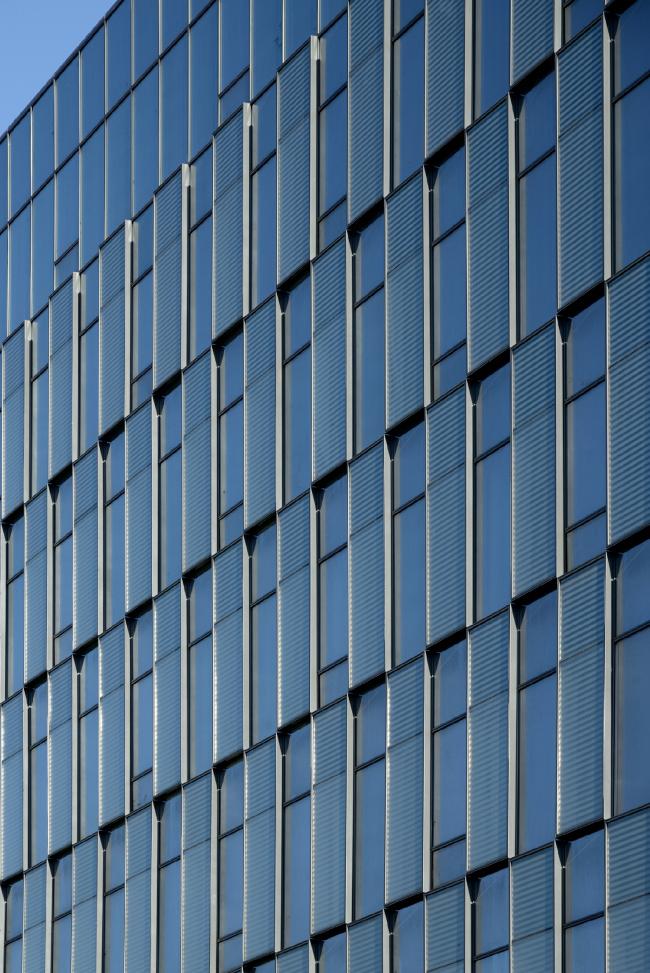 Бизнес-центр «Wall street» на Валовой улице. Постройка, 2013. Фотография © Алексей Народицкий