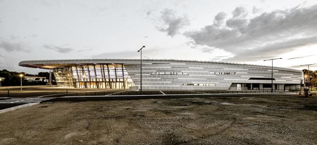Спорткомплекс Azur Arena © Aldo Amoretti