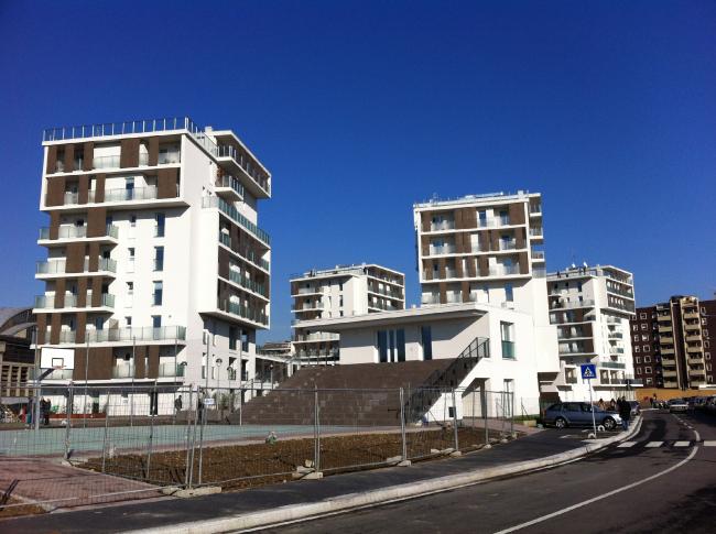 Жилой комплекс Via Cenni © Gaia Cambiaggi