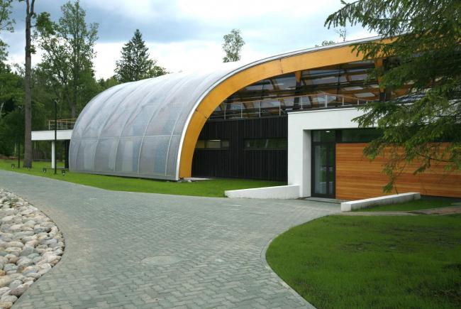 Спортзал в Московской области