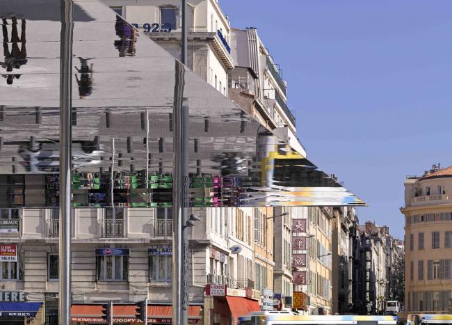 Павильон Старого порта в Марселе © Edmund Sumner