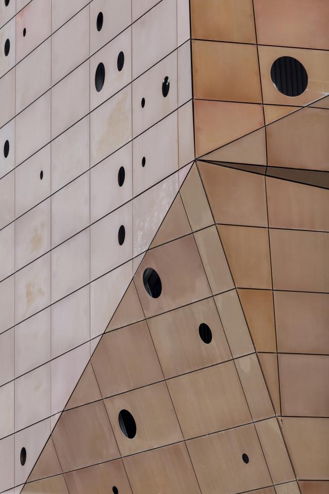 Мусоросжигательный завод в Роскилле © Designed by Erick van Egeraat / Tim Van de Velde