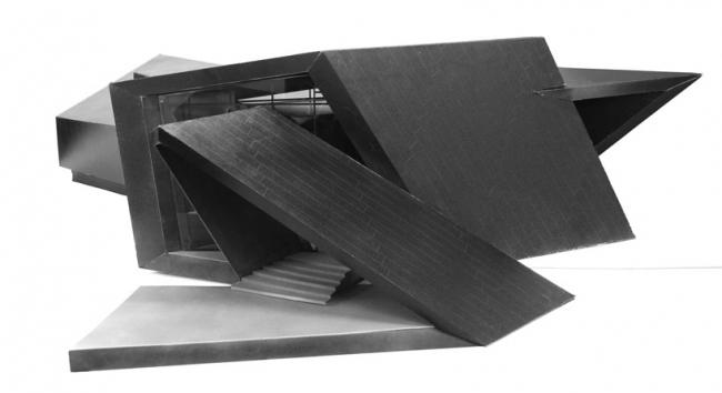 Дом 18.36.54 © Studio Daniel Libeskind
