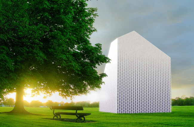 Проект жилого модуля для фестиваля YARKYFEST © Тимофей Шапкин, Алан Джибилов; Москва, Россия