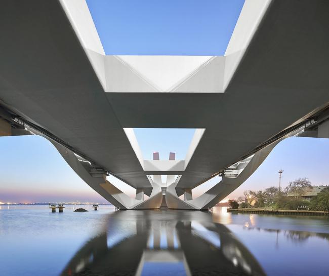 Мост Шейха Зайда © Hufton + Crow