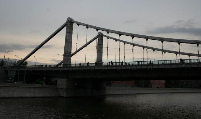 Крымский мост. Фото: Елена Петухова