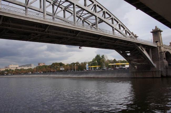 Новый Краснолужский мост. Фото: Дмитрий Кремер