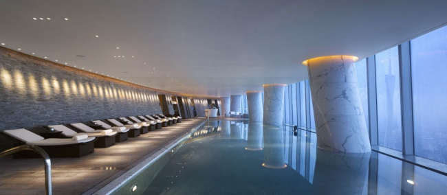 Международный финансовый центр Гуанчжоу © Will Pryce