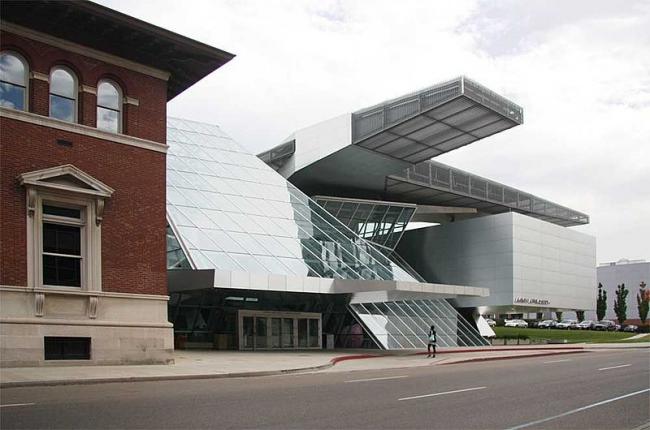 Музей искусства Экрона. Фото: Knight Foundation via Wikimedia Commons. Лицензия CC-BY-SA-2.0