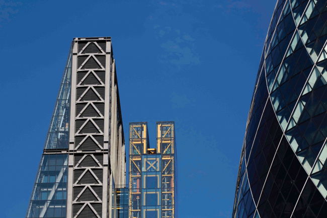 Небоскреб Leadenhall © Richard Bryant / British Land/Oxford Properties