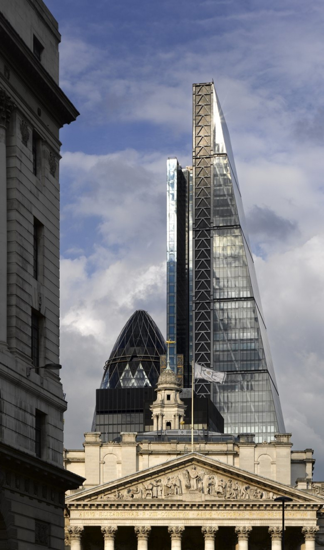 Небоскреб Leadenhall © British Land/Oxford Properties