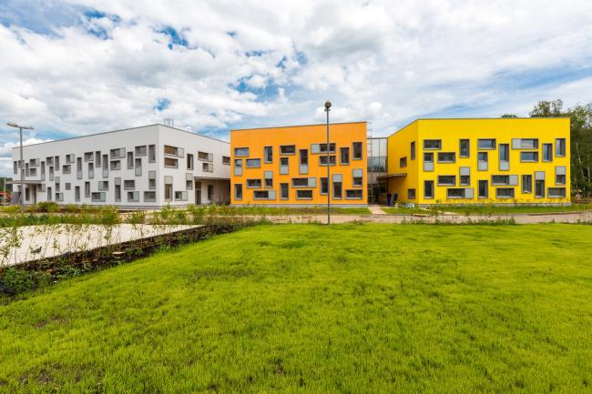 Детский сад. Первая очередь жилой застройки «Микрогорода «В лесу»