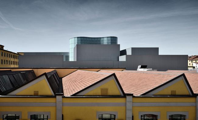 «Город культуры» © Oskar Da Riz