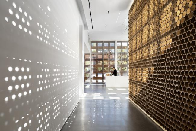 Музей искусств Аспена © Michael Moran / OTTO