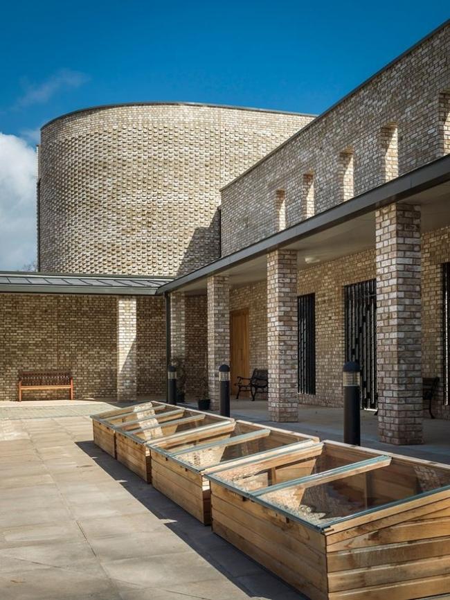 Монастырь Мэритон-Грейндж © SG Photography Ltd – Andrew Smith