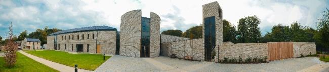 Монастырь Мэритон-Грейндж © Nobles Construction Ltd