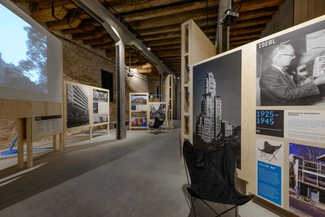 Павильон Аргентины. Фото: Andrea Avezzù. Предоставлено Biennale di Venezia