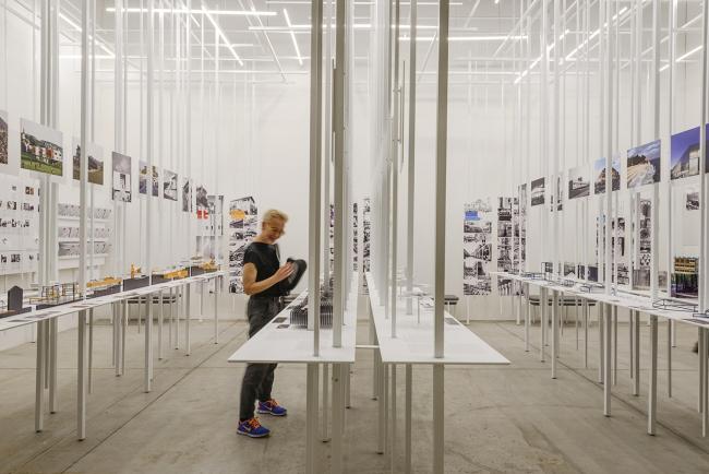 Павильон Хорватии. Фото: Andrea Avezzù. Предоставлено Biennale di Venezia
