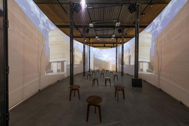 Павильон Мексики. Фото: Andrea Avezzù. Предоставлено Biennale di Venezia