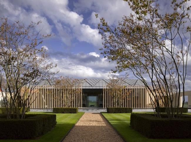 Комплекс Фонда Ротшильда © Marshall Architects