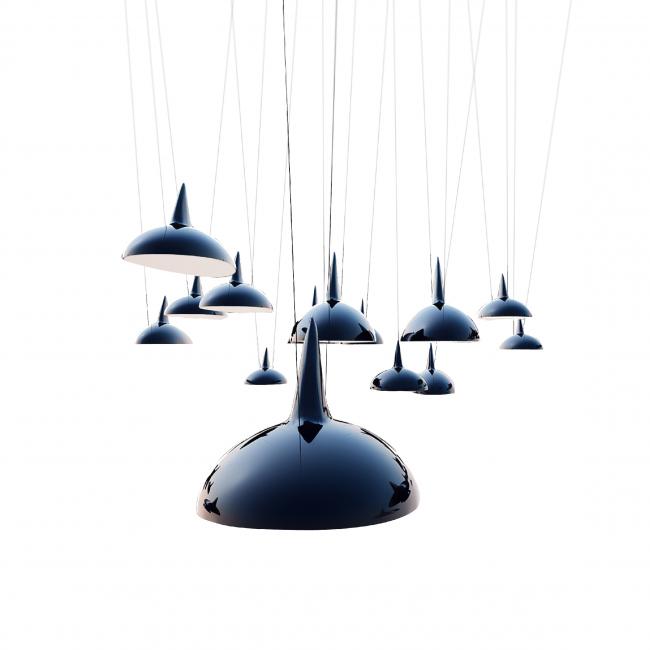 Светильники KOSATKI, 2010 г. Автор: Арсений Леонович © Архитектурное бюро PANACOM