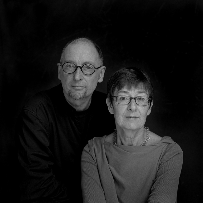 Джон Туми и Шейла О'Доннел © Amelia Stein