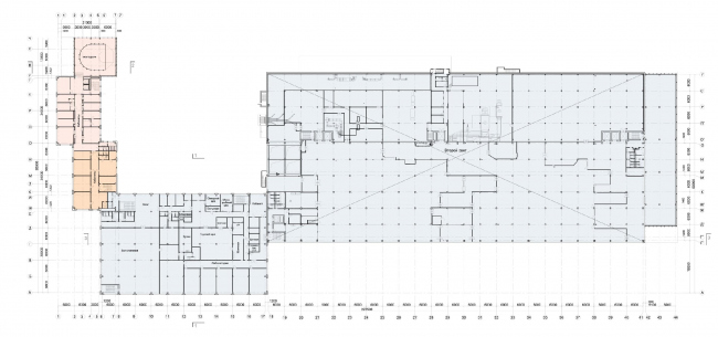 Конкурсный проект реконструкции кондитерско-булочного комбината «Простор». 1-е и 2-е место © «Моспроект-2» + «Прогресс»