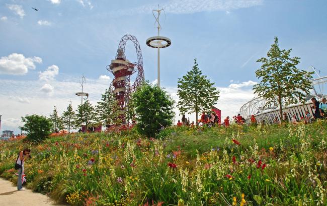 Олимпийский парк королевы Елизаветы