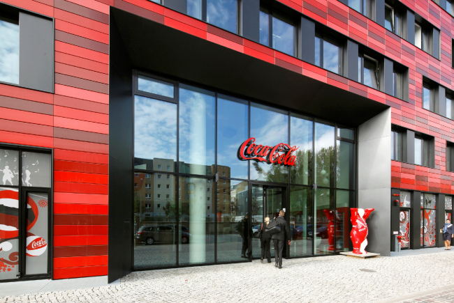 Coca-Cola HQ. Photo © Claus Graubner