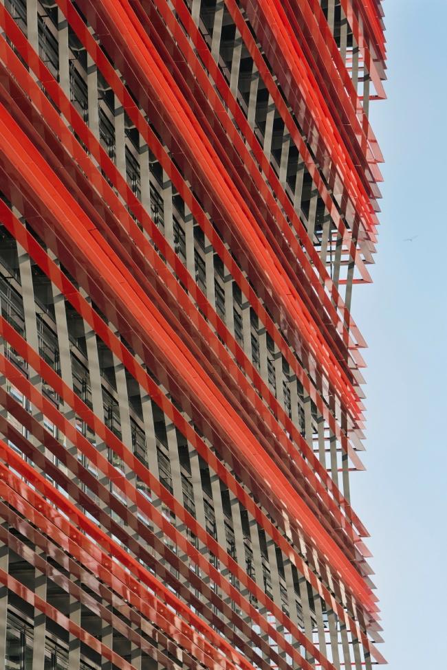 Штаб-квартира компании Coca-Cola. Фотография © Claus Graubner