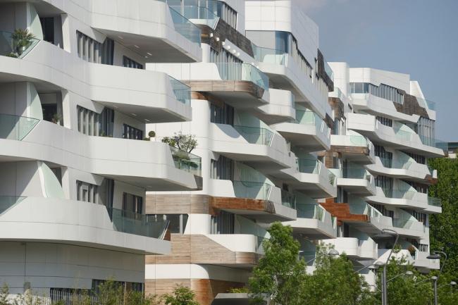Жилой комплекс CityLife Hadid Residences © Michele Nastasi
