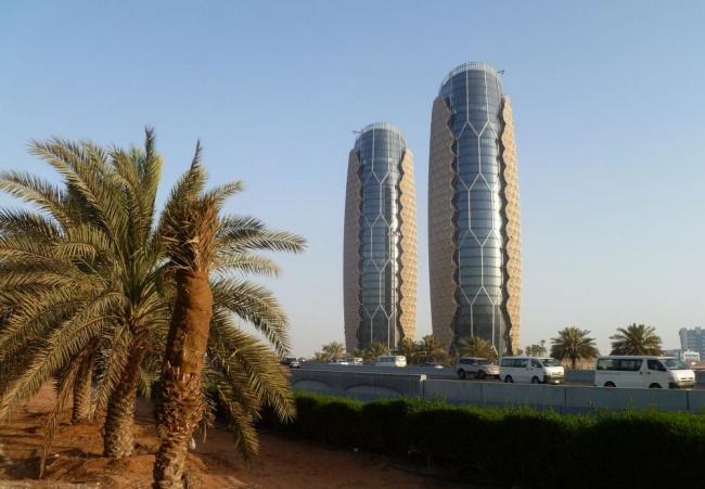 Al Bahar Towers в Абу-Даби © Aedas