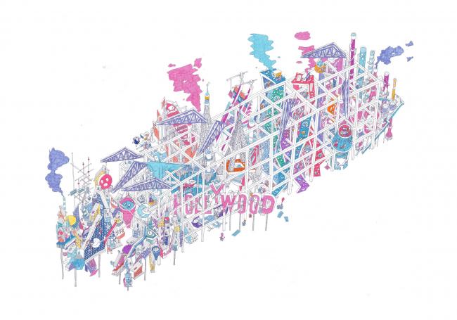 Жилье города. Взгляд в будущее © Егор Орлов