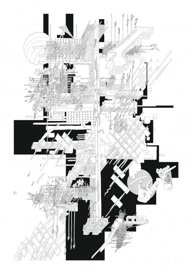 Аксонометрический видовой кадр © Егор Орлов