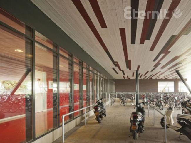 Школа Culemborg. Фотография с сайта eternit.ru
