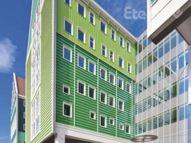 Отель Inntel Hotels Amsterdam Zaandam. Фотография с сайта eternit.ru