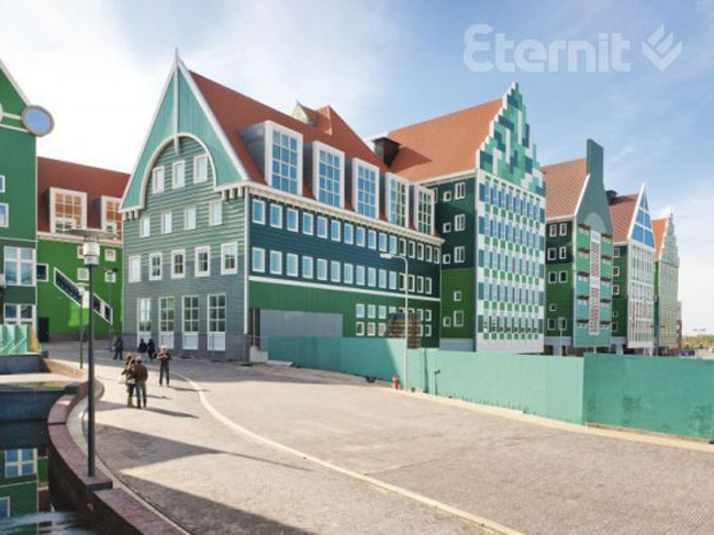 Отель Inntel Hotels Amsterdam Zaandam