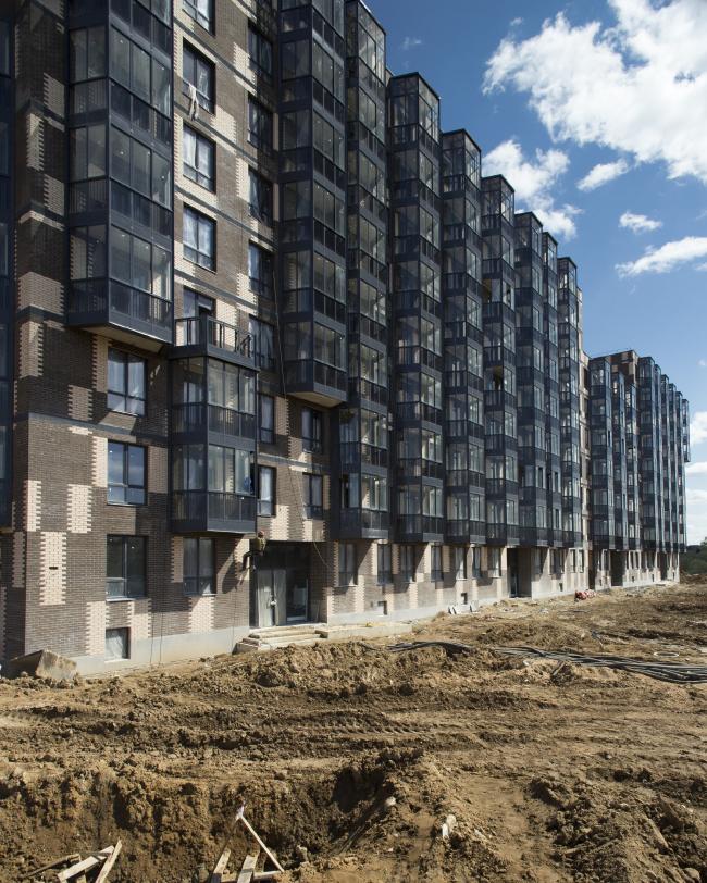 Жилой комплекс в Апрелевке © АБ Остоженка