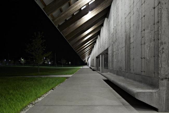 Музей искусств Пэрриша © Matthu Placek