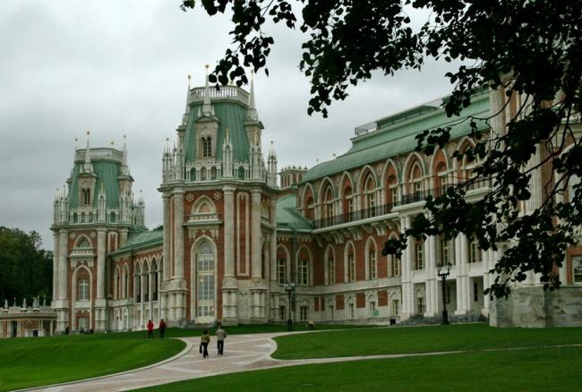 Реставрация зданий музея-заповедника Царицыно
