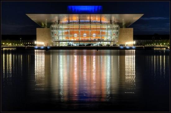 Бюро Хеннинга Ларсена. Королевская Датская Опера в Копенгагене