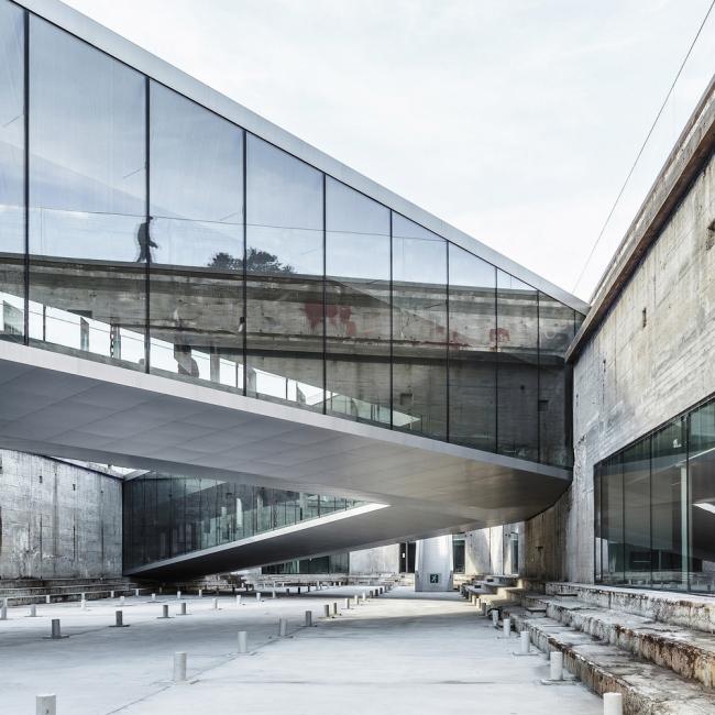 «Культура» / Датский морской национальный музей, бюро BIG – Bjarke Ingels Group. Изображение предоставлено WAF