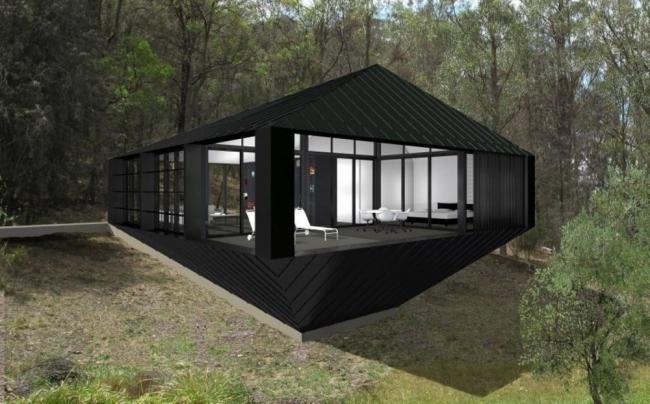 «Дом – будущие проекты» / Дом «Оливковая роща» (Австралия), бюро Ian Moore Architects. Изображение: предоставлено WAF